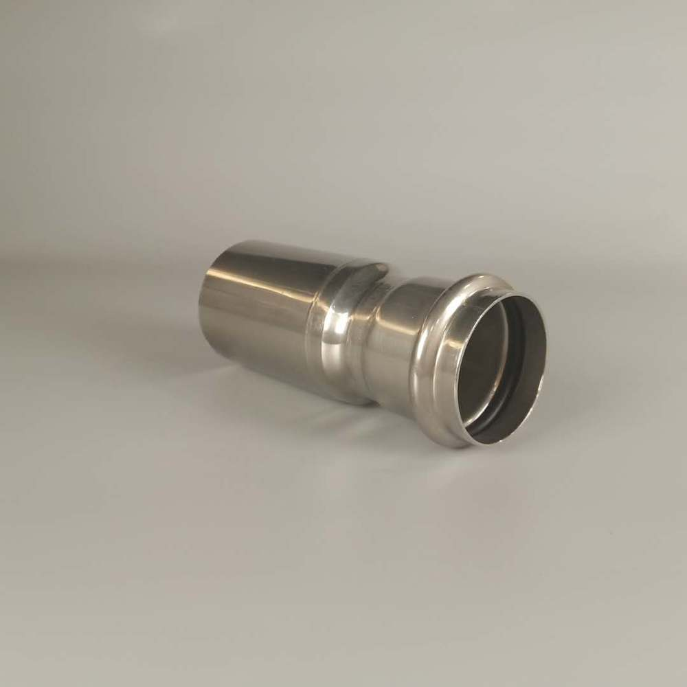 hot selling plain end reducer stainless steel coupling 316L