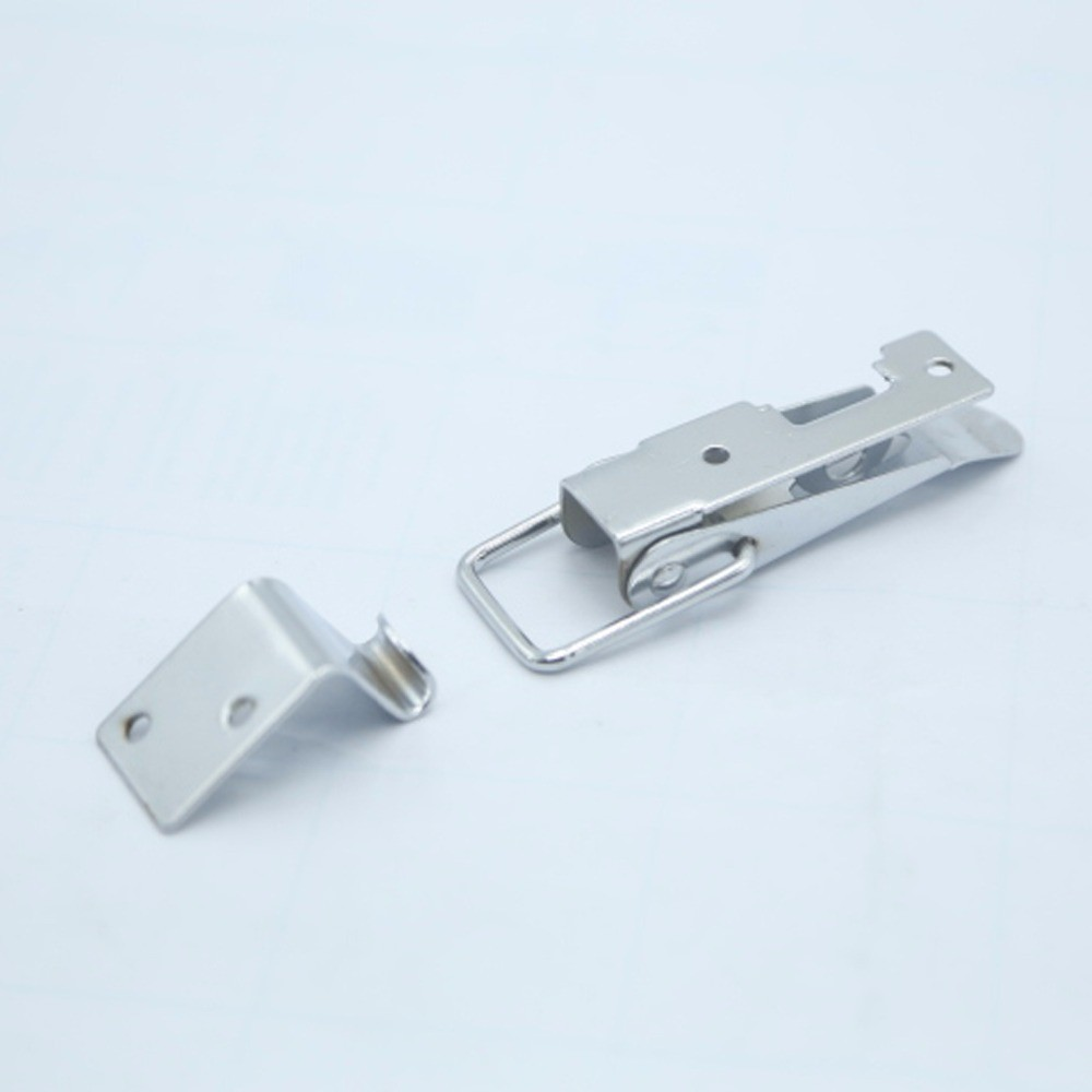 Toggle Fastener Latches and 2 Holes Flat Hook 051050
