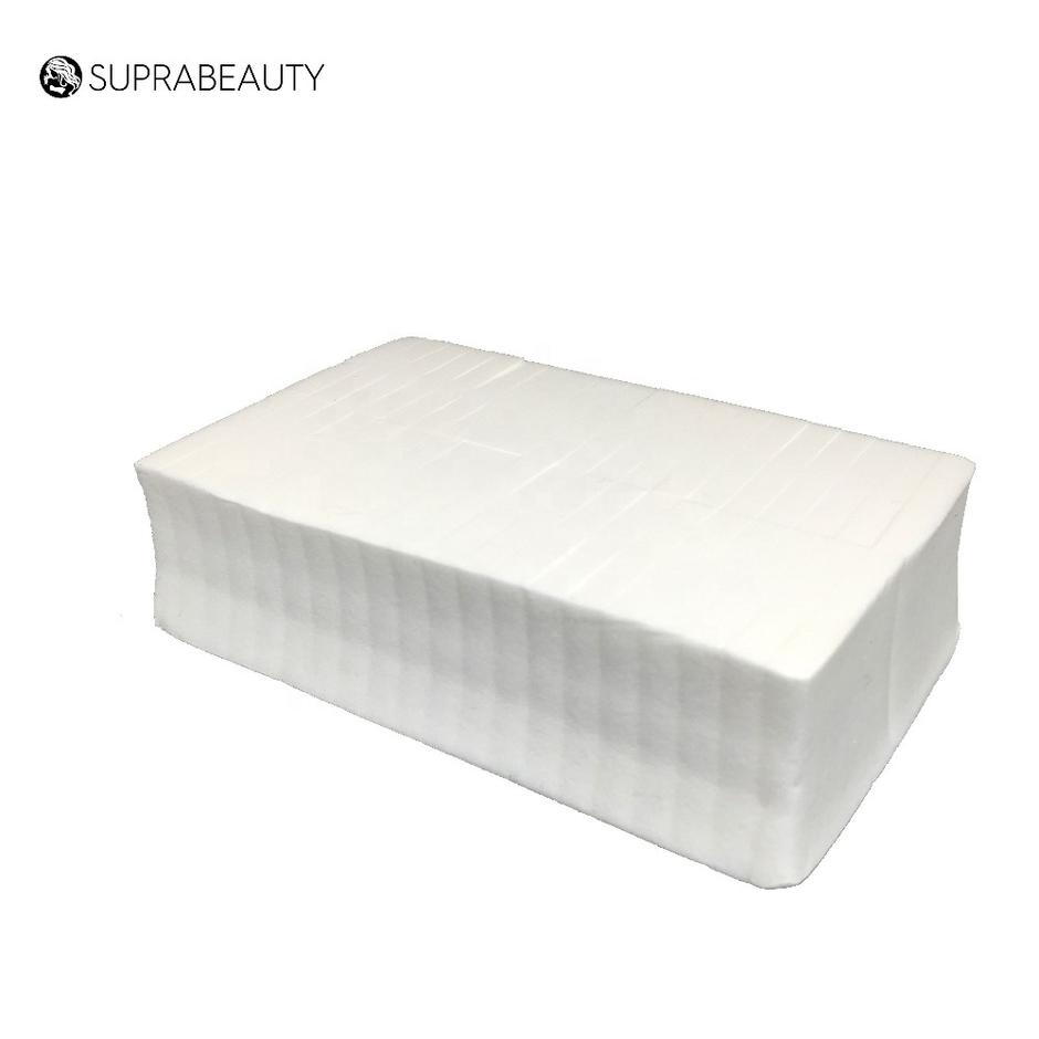 Super thin square compressed makeup facial powder makeup sponge