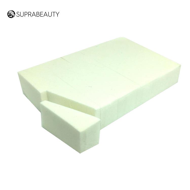 Professional washable New triangle makeup sponge wedge