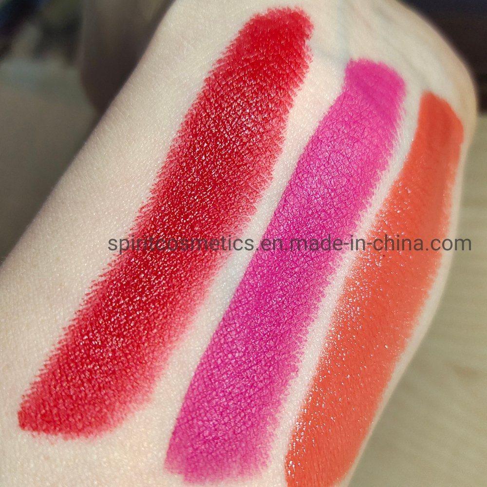 OEM Top Brands Quality Lipgloss Cosmetics Makeup Matte Long Lasting Lipstick