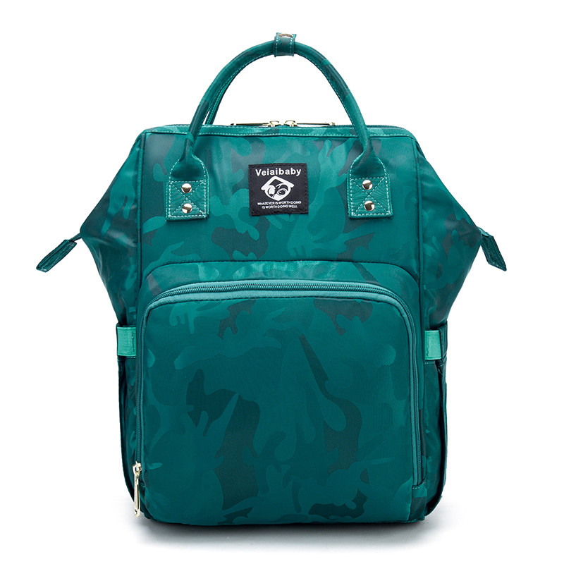 2020 New Fashion Multifunctional Mother And Baby Bag Large Capacity Baby Mother Outing Backpack Customization