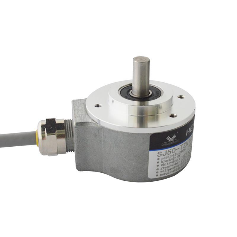 RA58 single turn absolute encoder gray code prallel encoder SJ50 1024ppr 10bit