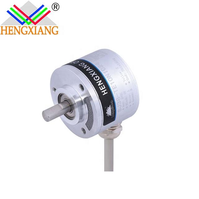 TRD-MA512N 9 bit NPN CW direction equivalentSJ38 absolute encoderabsolute rotary encoder manufacturerfor position sensor