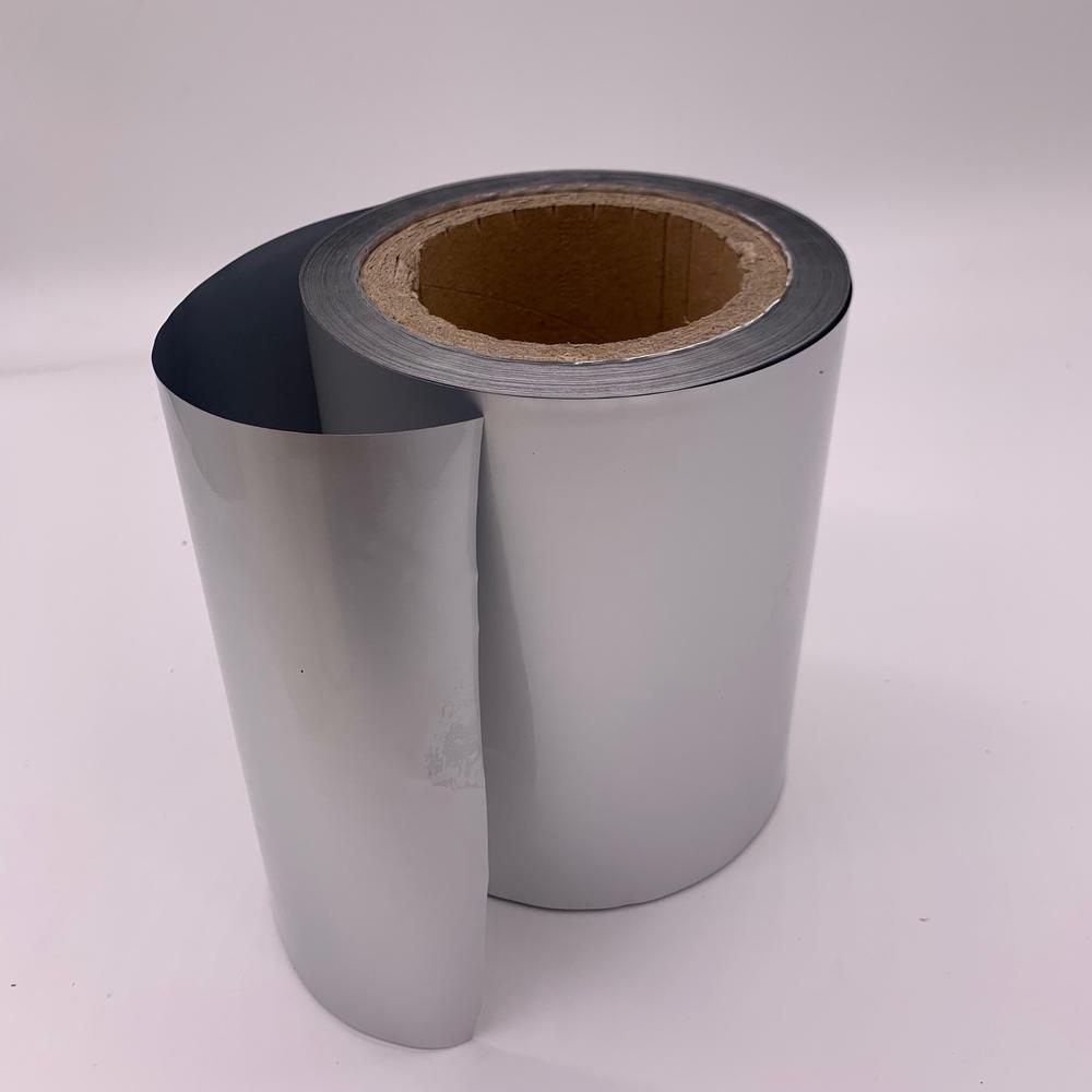 Easy peel off lidding film for yogurt cup sealing