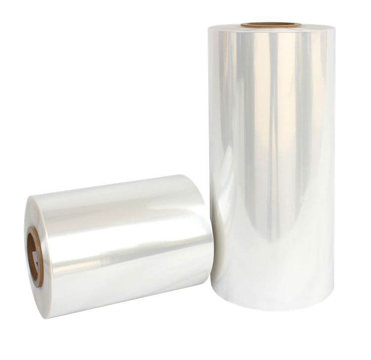 Laminated Material Transparent Peelable Lidding Film for PP Cups