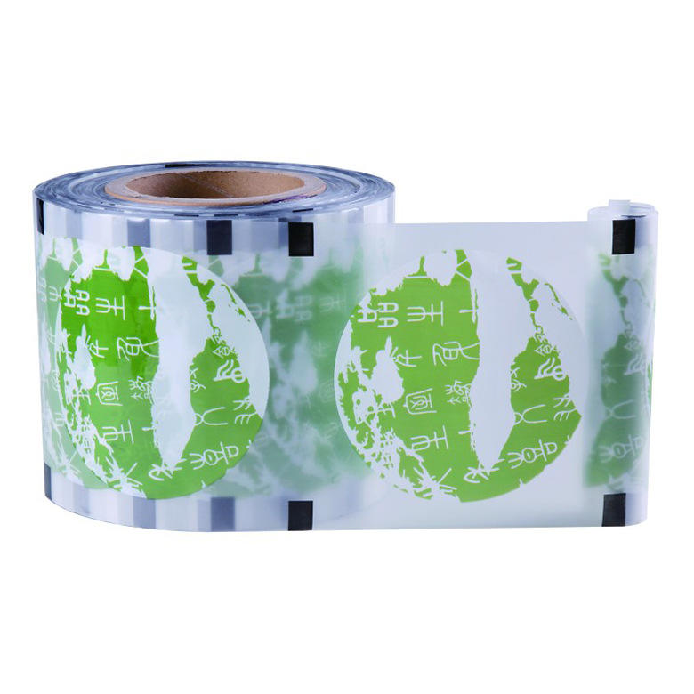 customized bubble tea cup sealing film