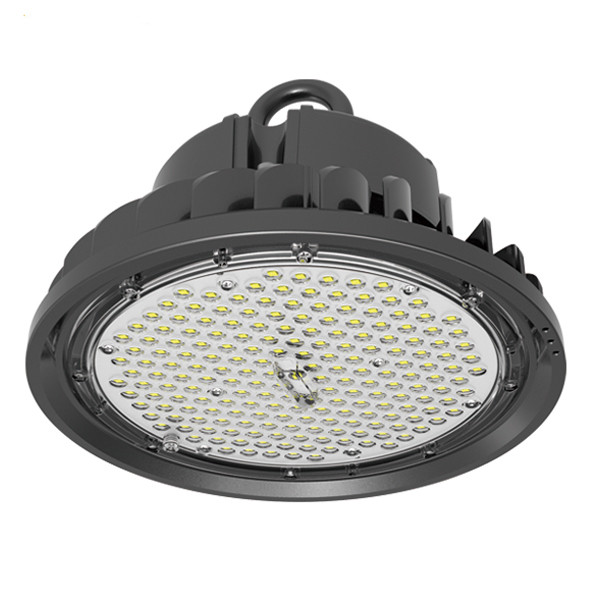 ufo aluminum waterproof led high bay light industrial led lighting fixtures 100w 150w 200w