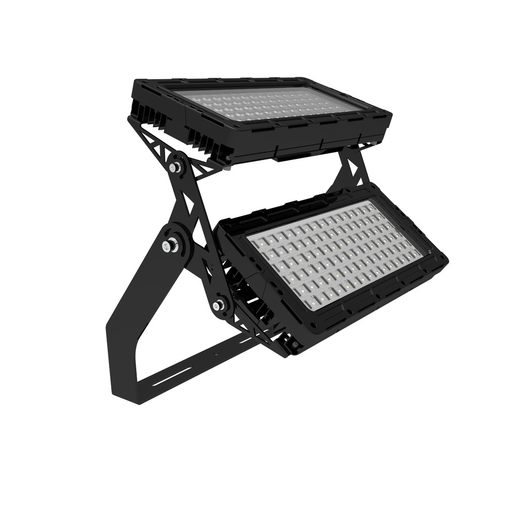 2019 hot sale led project light 500W LED flood light for soccer field lighting high mast stadium sport light