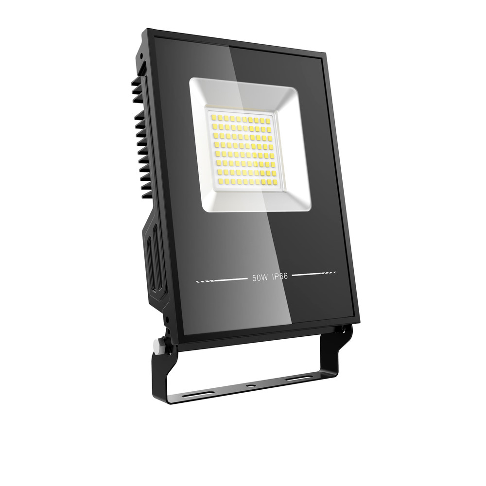 3 Years Warranty Die Cast Aluminum IP65 130lm/w 200w Solar LED Flood lights with CE ROHS