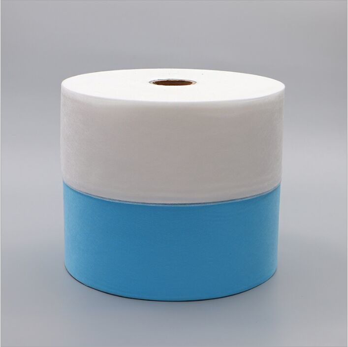 High Level Breathable 40GSM Non Woven Fabric For Wipes*