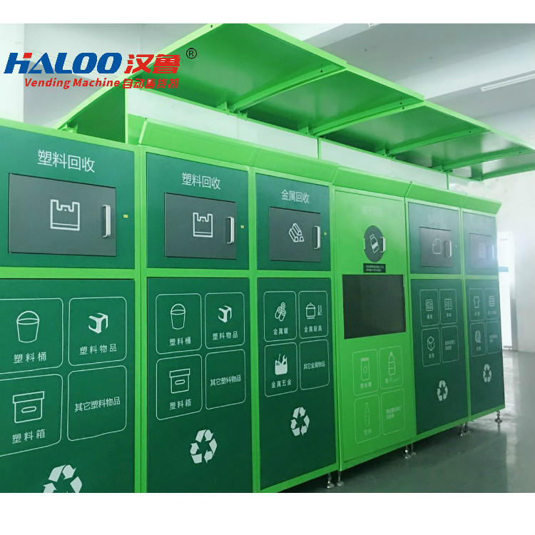 Garbage recycle machine