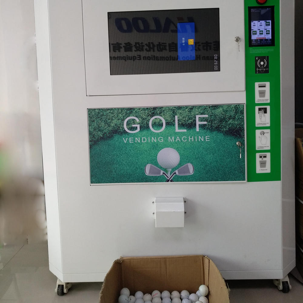 Golf Ball Vending Machine