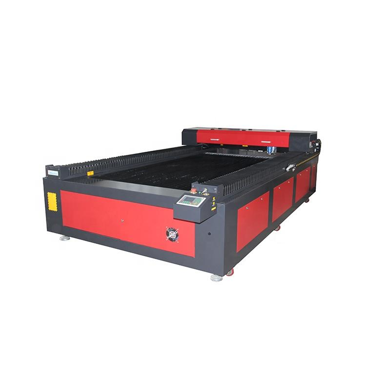 New Type Stronger Plywood And Mylar Stencil Laser Cutting Machine
