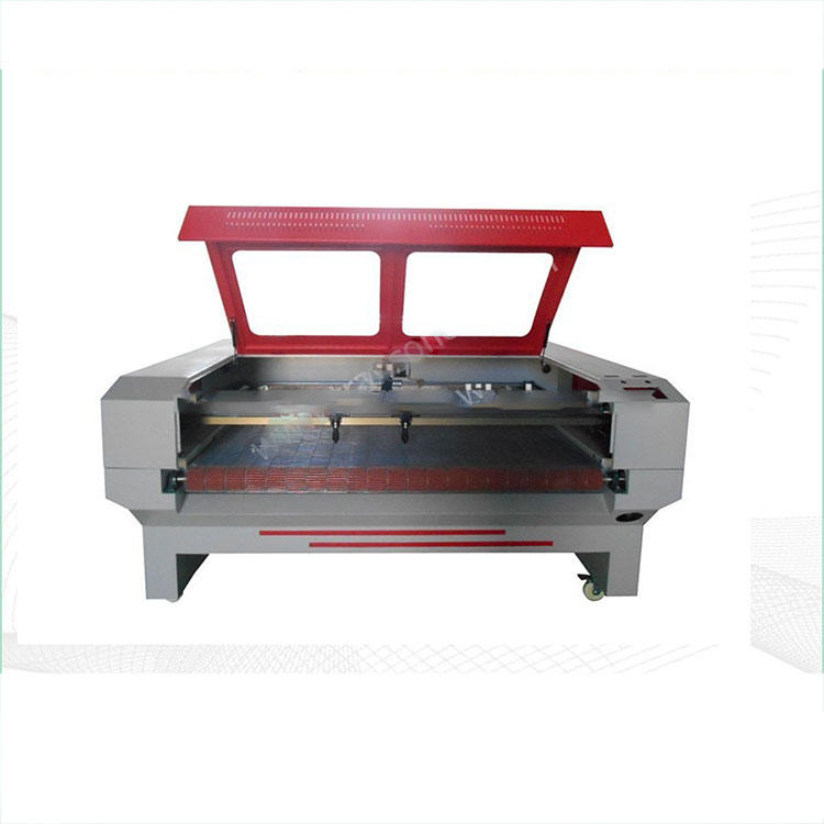Hot sale clothing pattern making machine with Reci laser tube TS1610D