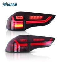 VLAND For Pajero/Montero Sport LED Taillight 2011-2018 Pajero Moving Turn Signal LED Tail Lamp Plug And Play