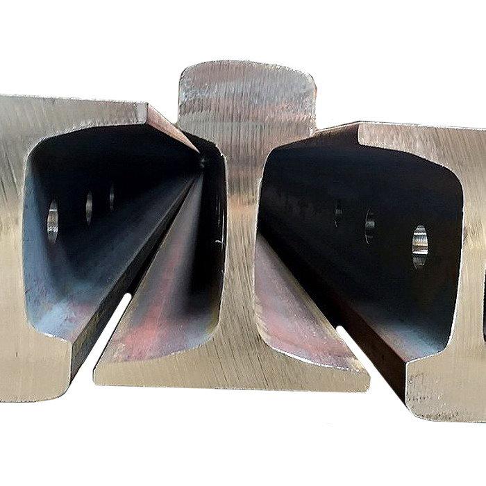 DIN standard S49 railway steel rail