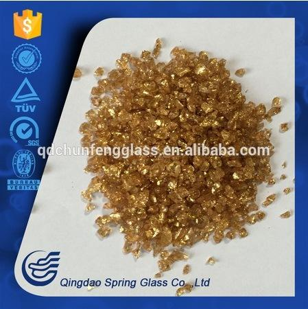 Good Supplier Decorative Crushed Glass