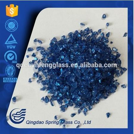 High Quality Glass Sand for Decoration