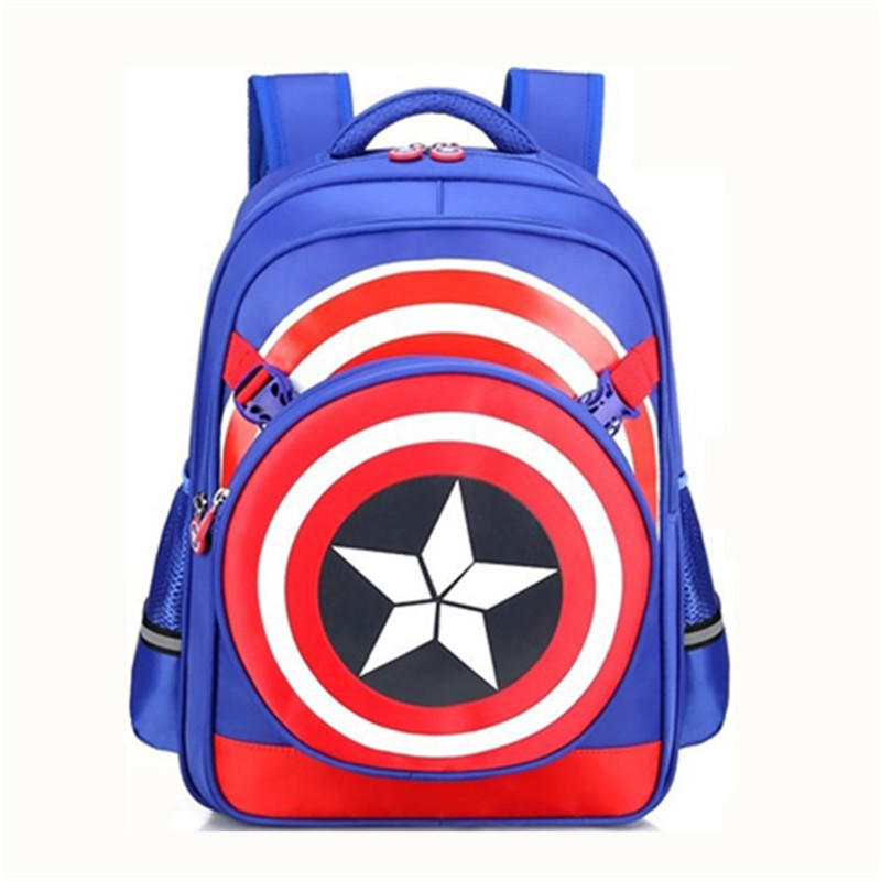 mochilas Crossten 3D spider design Waterproof Children's backpack boys girls Primary school Kindergarten Infantil Kids backpack Mochila