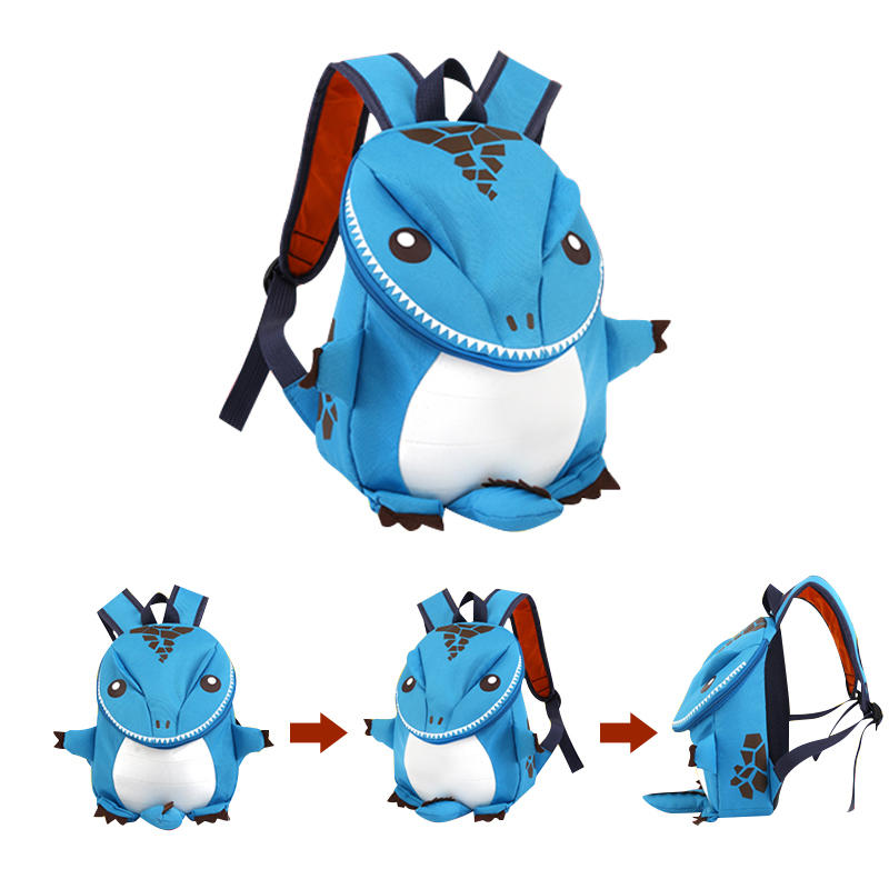mochilas Children's Bags 2020 New Fashion Kawai Backpack Cartoon Kindergarten Cute Dinosaur For Girls Boys Baby Kid Small School Backpack