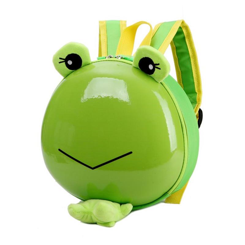 mochilas 3D Cartoon Kinder garden Backpack Children Mini Toddler School Bags For Kids Bag Girls Boys Cute animal zoo preschool Backpack