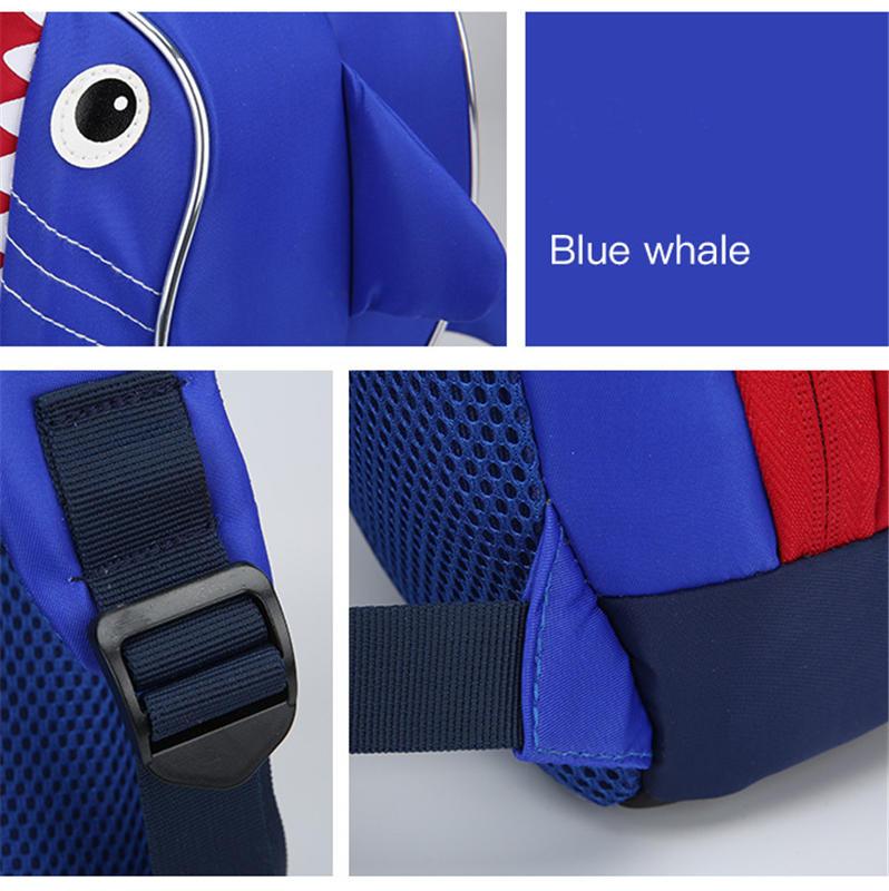 mochilas NEW kindergarten Backpack 3D Cartoon children mini school bag for girl boys preschool bags Children School Bags baby Backpacks