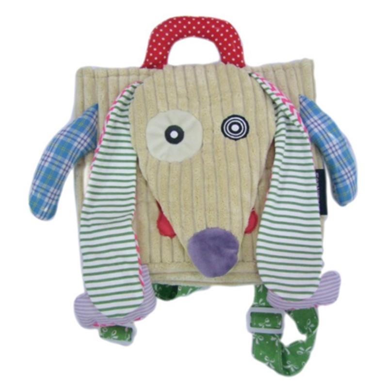 mochilas Cute Cartoon Baby Toy School Bag Animal Shape 1-3 Corduroy Toddler Backpacks Stress Reliever Design Mini Cartoon Children bag