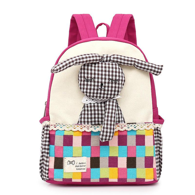 mochilas NEW Fashion girl school bag lovelySatchel backpack for children backpack kids mochilas escolares infantis Children's backpack