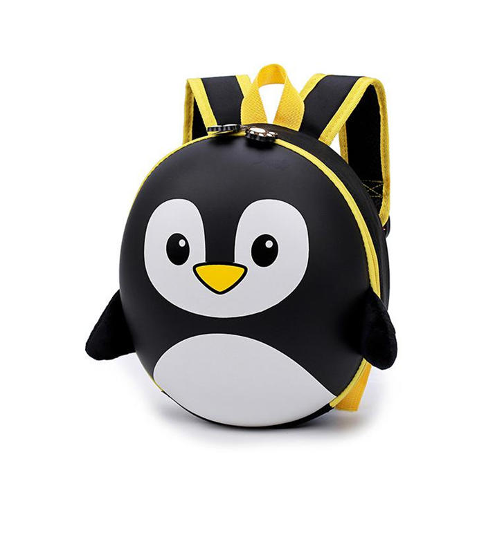 mochilas New Penguin Orthopedic Schoolbag Children Backpack Hard Shell Backpack Kids Cartoon Toddler Children School Backpack for boys