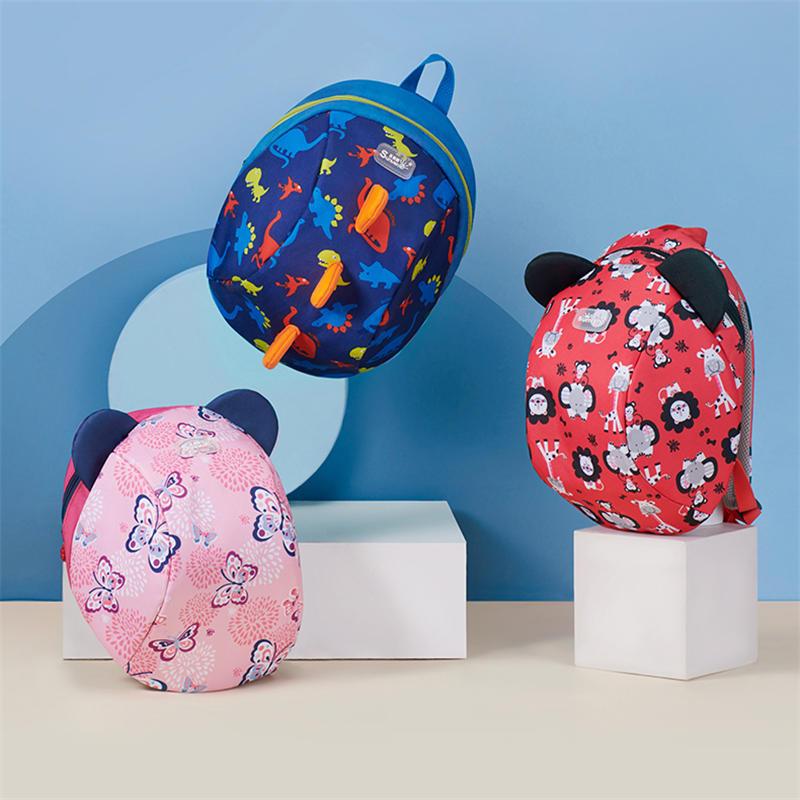 mochilas High Quality Children School Bag Plush Cartoon Toy Baby Backpack Boy Gril School Bags Gift For Kids Backpacks mochila escolar
