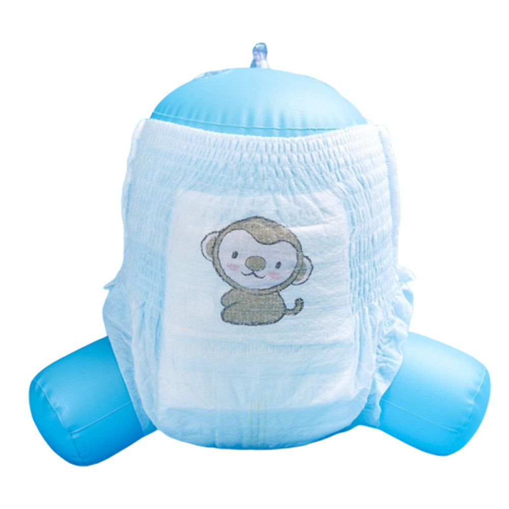 B Grade Baby Pull Up Diapers, Baby Diapers Nappies Pants From China