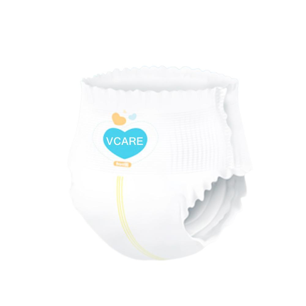 Disposable Baby Pants Diaper, 360 Elastic WaistbandBaby Diapers Pants In China