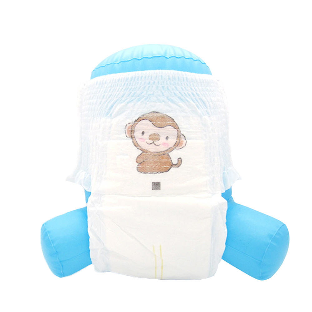 Disposable Baby Pants Diaper,clothlike soft and comfortableBaby Diapers Pants in China