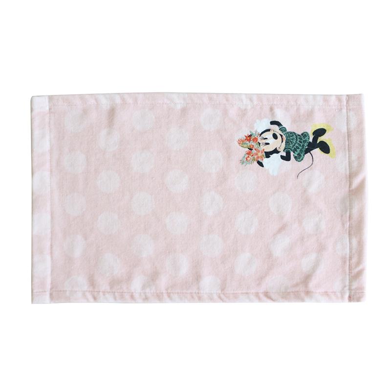 Photo Digital Printed Soft Cartoon Logo 100% Cotton Cute Baby Kids Face Towel