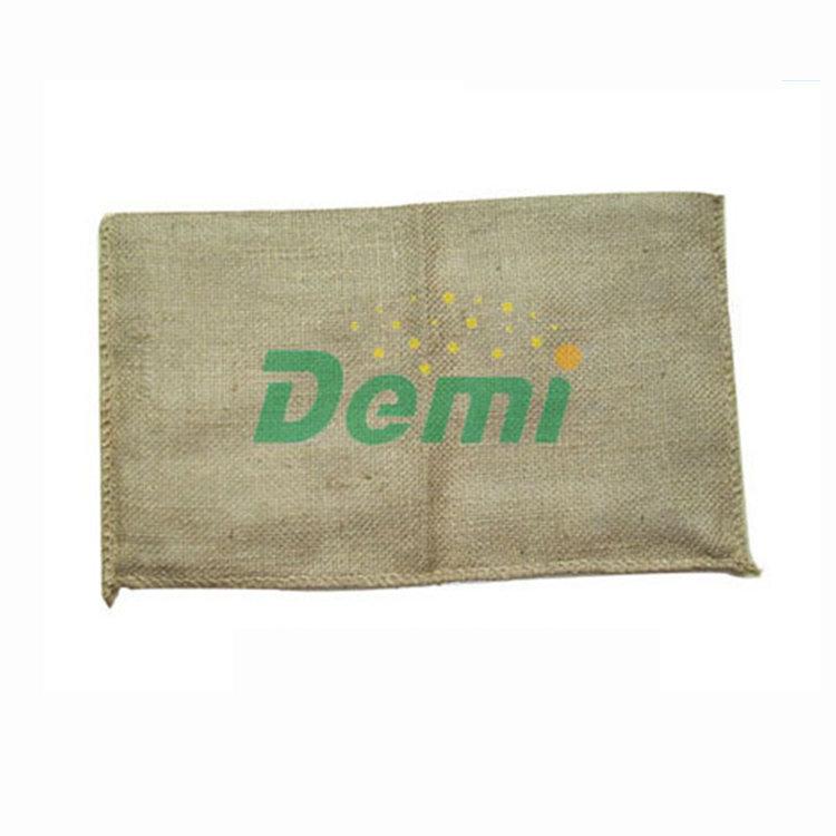 New high quality jute biodegradable sandbag