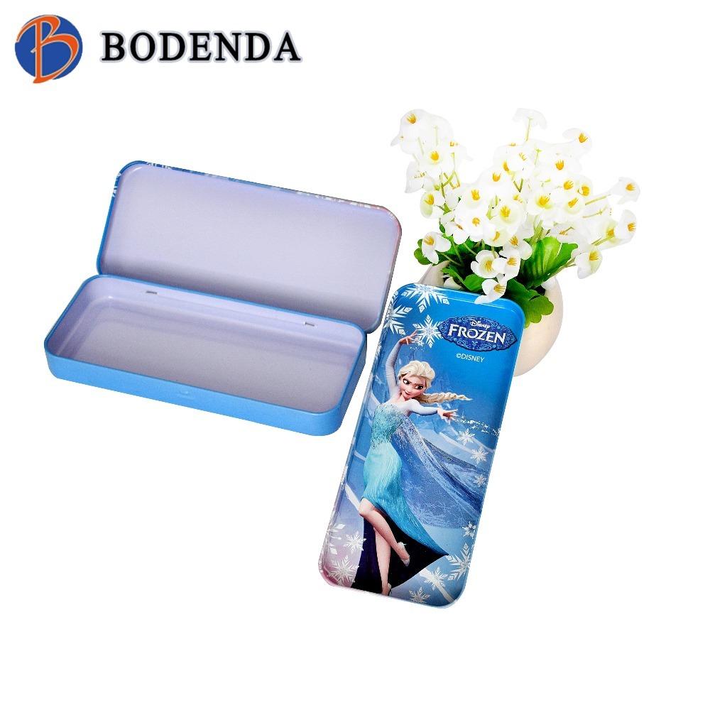 wholesale metal tin pencil case