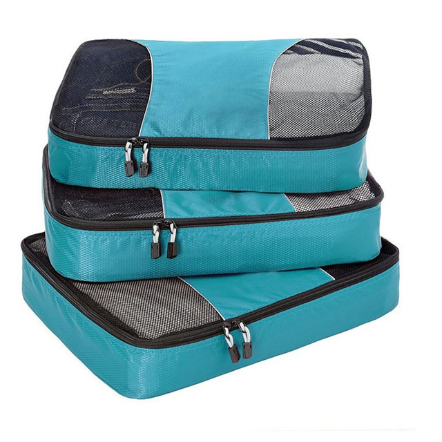 Travel accessory medium packing cubes,travel packing cubes