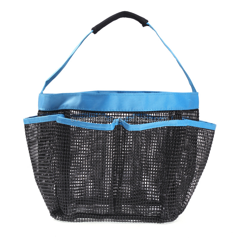 High Quality Breathable Mesh Fabric Caddy Shower