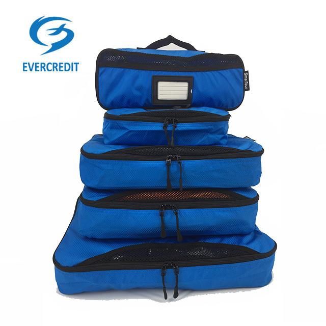 Travel luggage orgnaizer packingcubesbag