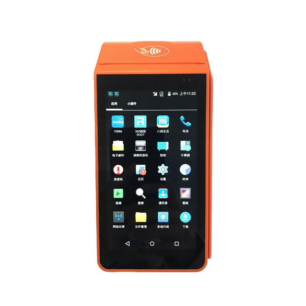 10% OFF Cheap WCDMA POS System Android POS Hardware Handheld Terminal
