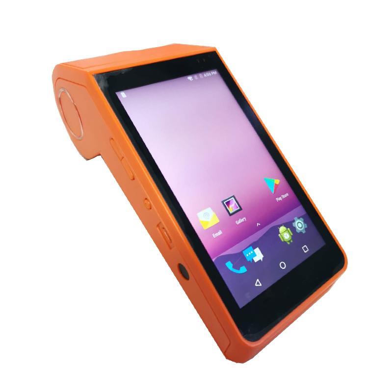 4G WIFI Wireless Handheld Thermal Receipt Printer Android Mobile Restaurant Order Ticket Printer