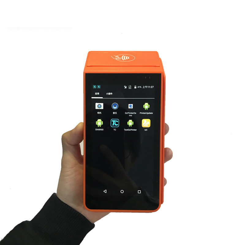 10% OFF All in One Handheld Smart Device Android POS Terminal with Printer