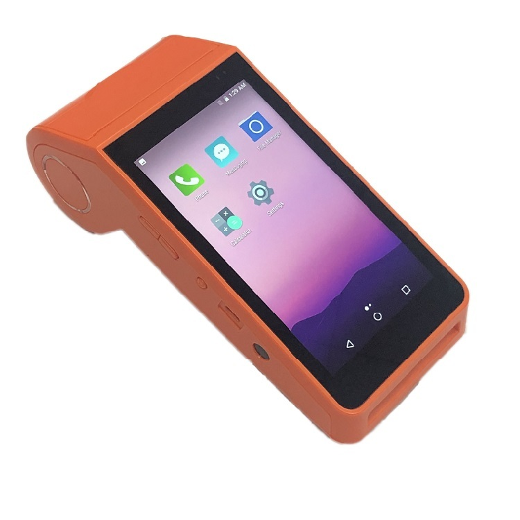 Non-contact Online Food Delivery Portable Android POS Printer