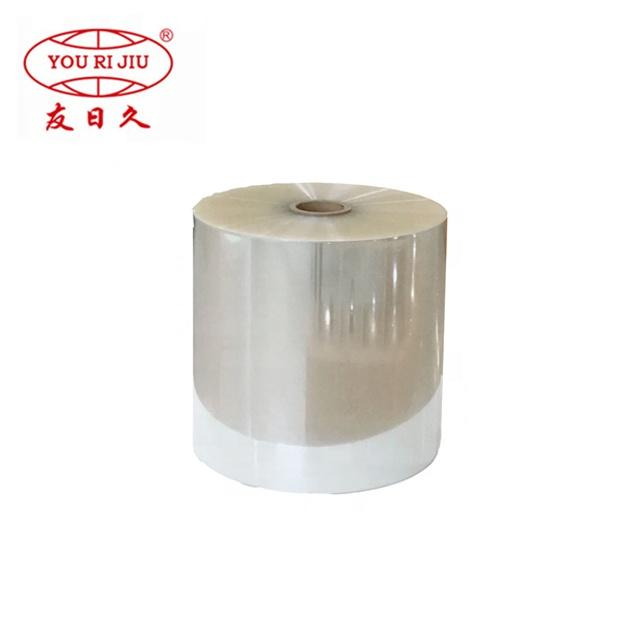 BOPP Film for High Transparency Adhesive Tape