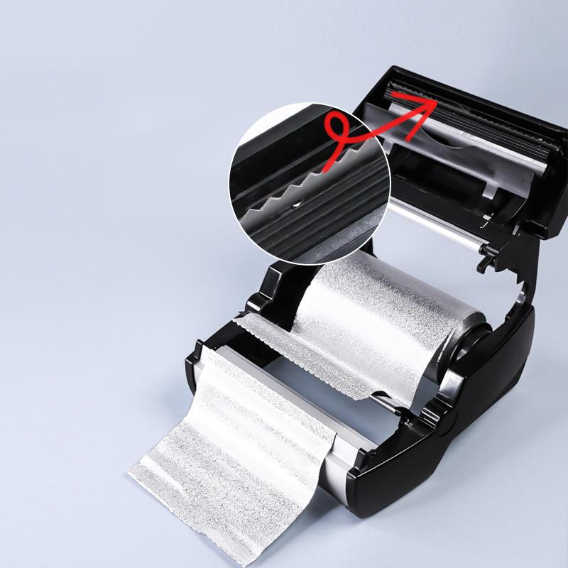 Folding Durable Salon Tin Foil Cutting Machine Special Tin Foil Cutter