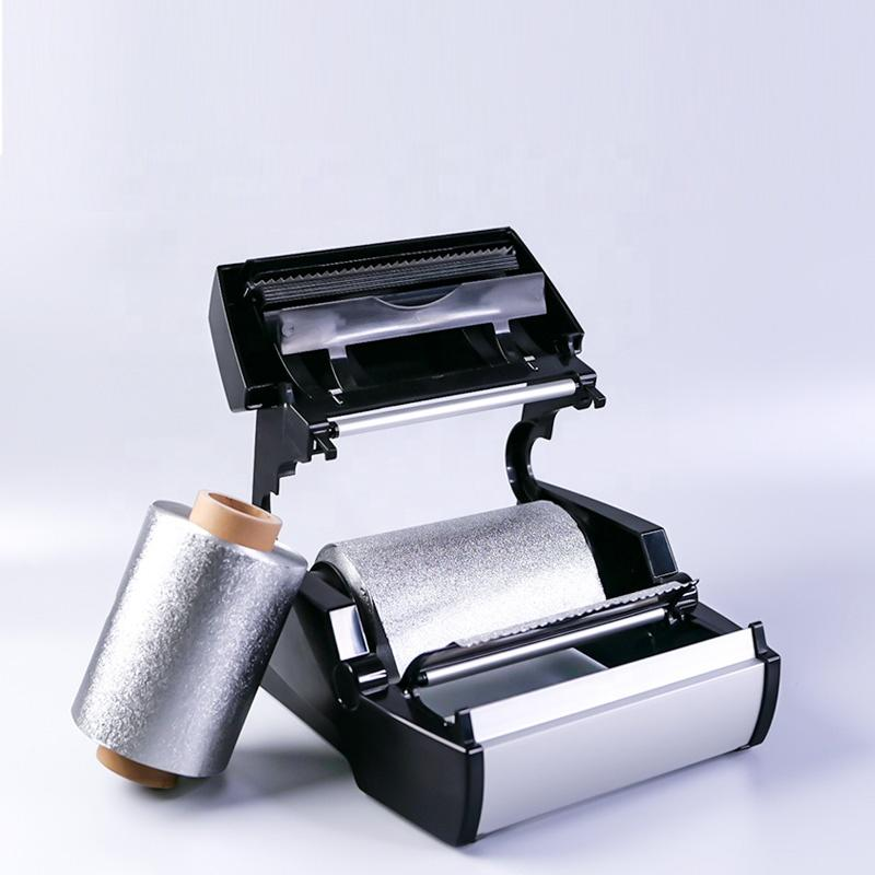 Professional customized easy use and install vic tin foil cutter for salon use