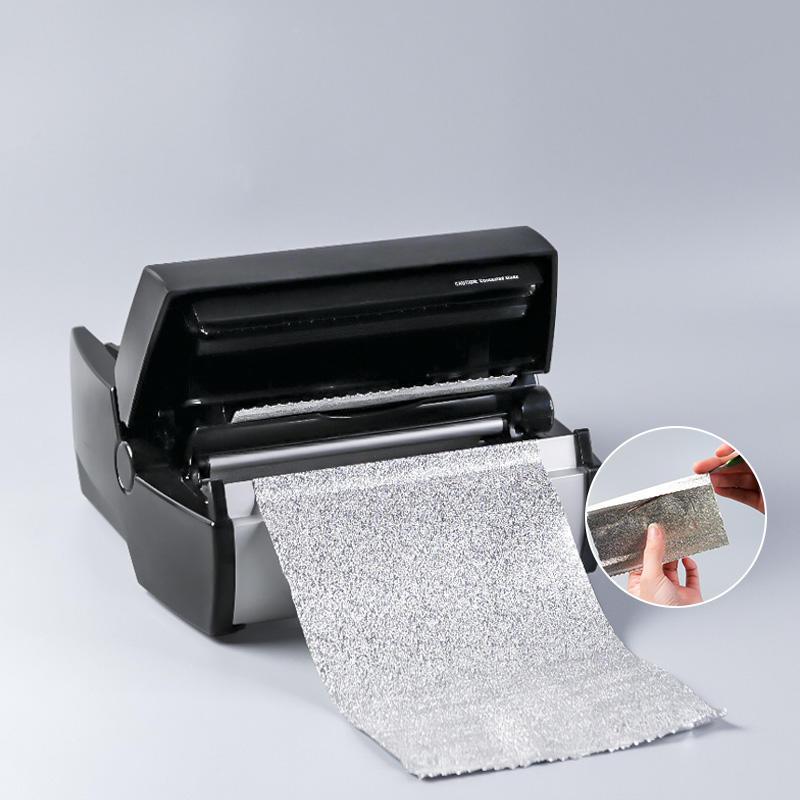 Durable salon tin foil cutting machine special tin foil cutting machine for barber shop