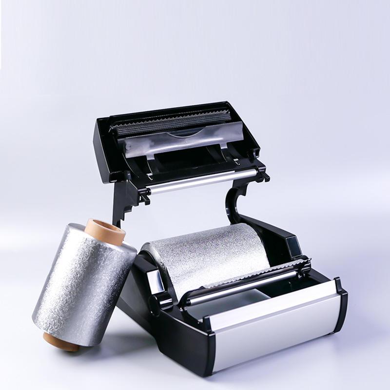 Effective Salon Tool Tin Foil Cutting Machine Cutter for barber shop