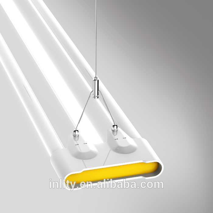 Inlity pendant led light fixtures Led Linear Light 36w 5000K Led Smart Batten Lamp For The Office
